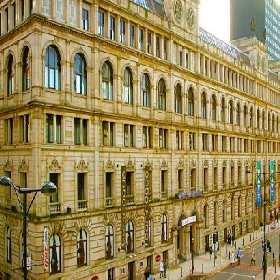 Britannia Hotel City Centre Manchester - Hotel with Smoking Rooms in Manchester