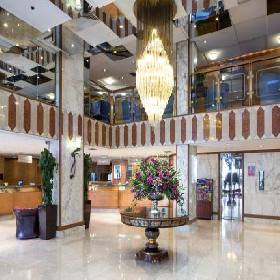 The Danubius Hotel - London Regents Park - Hotel with Smoking Rooms in London