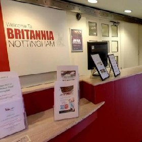 Britannia Nottingham City Centre - Hotel with Smoking Rooms in Nottingham