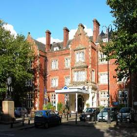 North Stafford Hotel Town Centre - Hotel with Smoking Rooms in Stoke On Trent