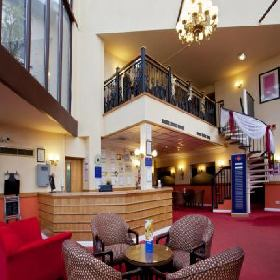 Britannia Wigan - Hotel with Smoking Rooms in Wigan