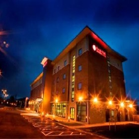 Ramada Plaza - Wrexham - Guest Accommodation with Smoking Rooms in Wrexham