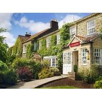 Ox Pasture Hall Country House Hotel And Restaurant Scarborough - Country House Hotel with Smoking Rooms in Scarborough