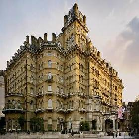 The Langham - Hotel with Smoking Rooms in London