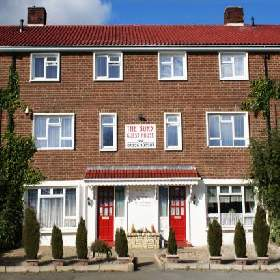 Bury Guest House - Guest House with Smoking Rooms in Newton Aycliffe