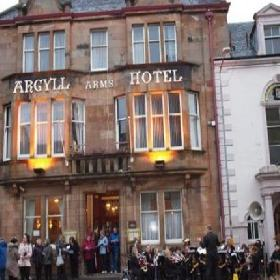 Argyll Arms Hotel - Hotel with Smoking Rooms in Campbeltown