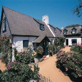 La Sablonnerie Hotel - Small Hotel with Smoking Rooms in Sark