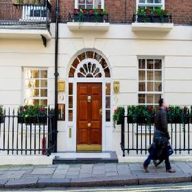 9 Hertford Street - Serviced Apartments with Smoking Rooms in London