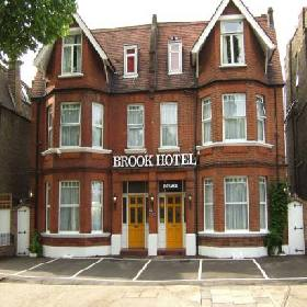 Brook Hotel - Town House Hotel with Smoking Rooms in London